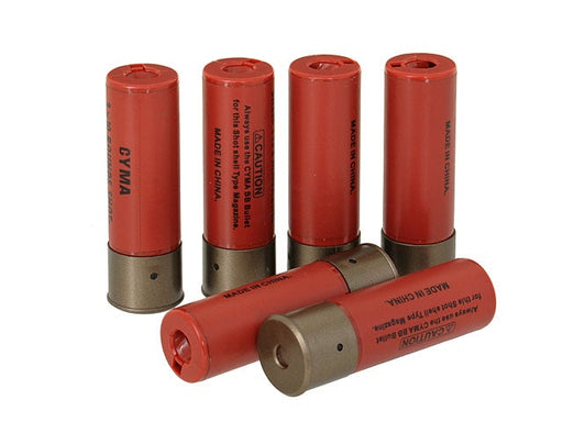 CYMA 30 Rounds Shotgun Shell Pack of 6