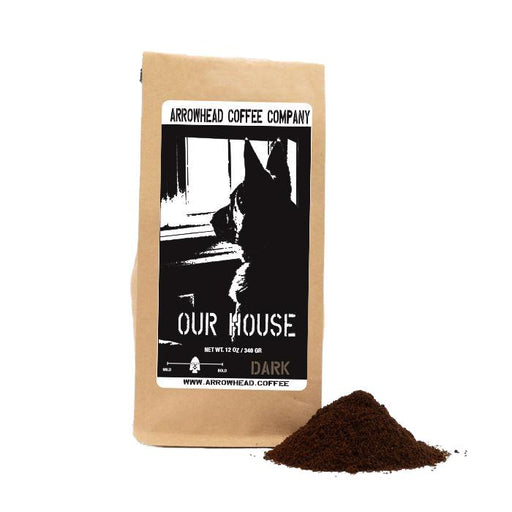 French Roast Dark Coffee - Our House | 12oz