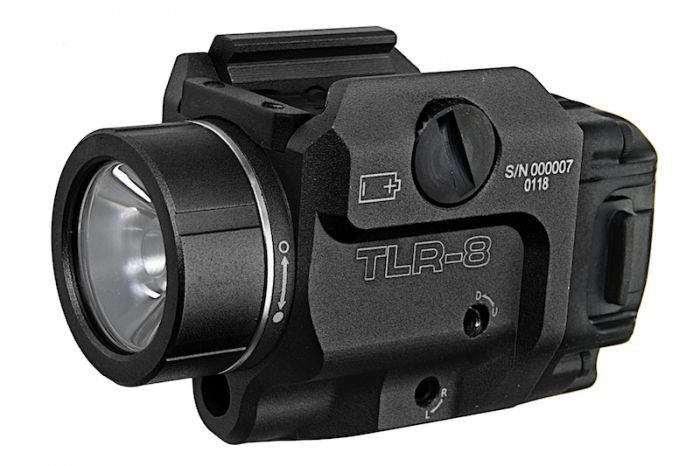 ACM TLR-8 Compact Flashlight with Laser
