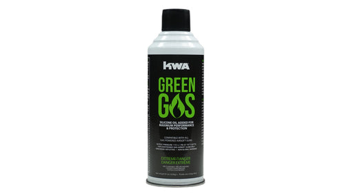 KWA 8oz Green Gas Bottle
