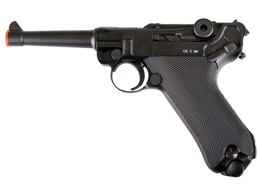 KWC Full Metal P08 Luger Blowback C02