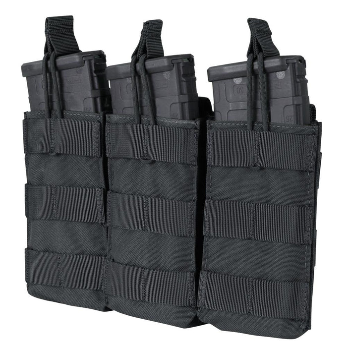 Condor M4 Triple Open Top Mag Pouch