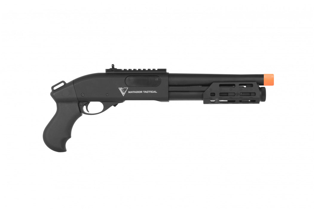 Matador CSG Destroyer Shorty Gas Shotgun Black