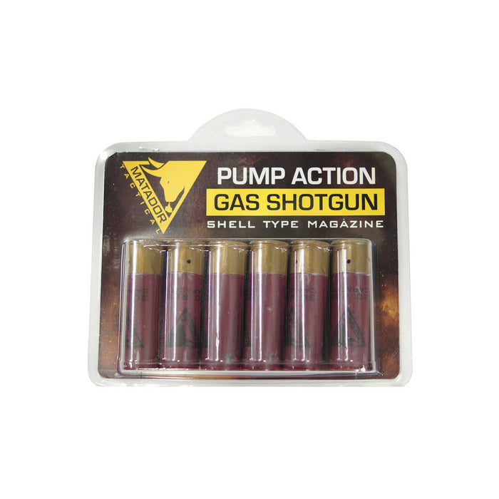 Matador Shotgun 30 Rounds Low-Cap Airsoft Cartridges