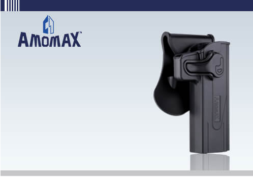 Amomax Hi-Capa Tactical Holster