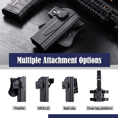 Amomax CZ P-07 & CZ P-09 Tactical Holster