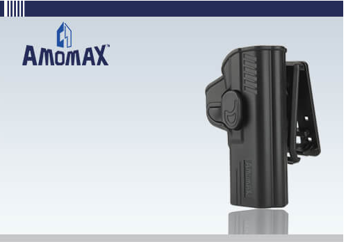 Holster tactique Amomax M & P9