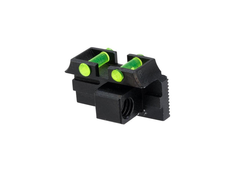 Dynamic Precision Fiber Optic Rear Sight for TM Hi-Capa Series