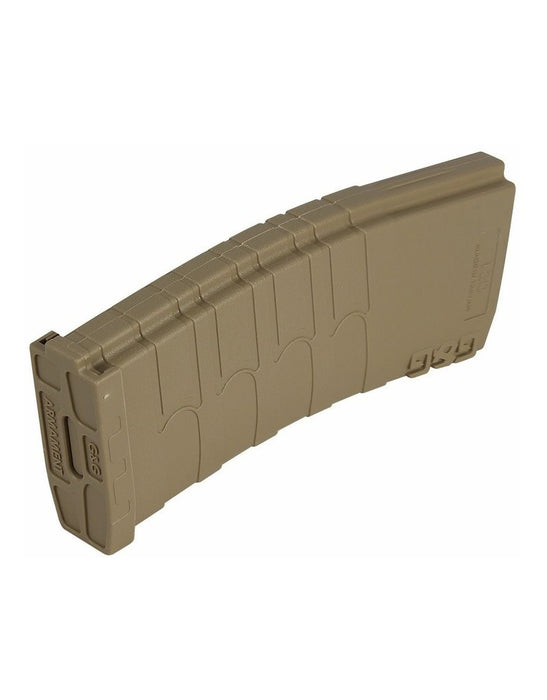 G&G GR16 M4 / M16 120 Rounds Polymer Mid-Cap Airsoft Magazine