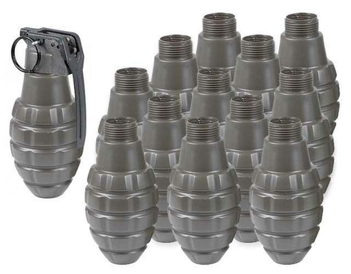 APS Hakkotsu Spare Replacement Shells For Thunder B Sound Grenade (Pack of 12)