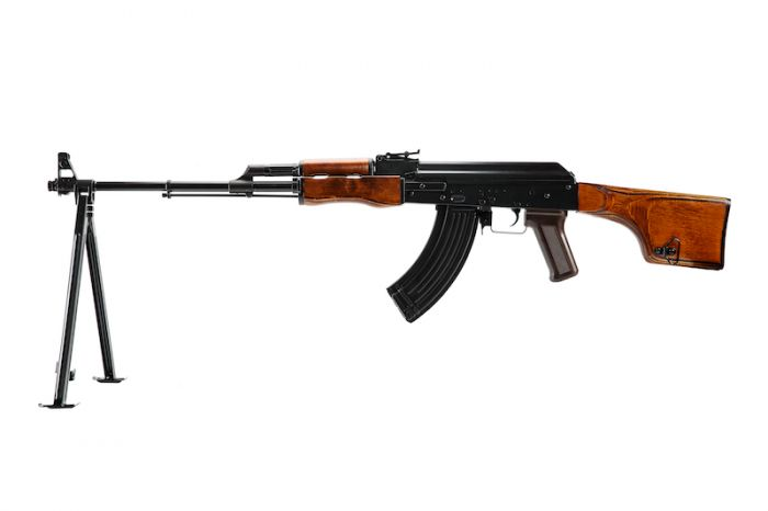 LCT RPK Full Metal w / Real Wood (Nouvelle version)