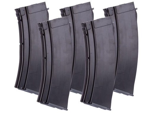 MAG AK74 100Rds Mid-Cap Airsoft Magazine (Pack of 5)