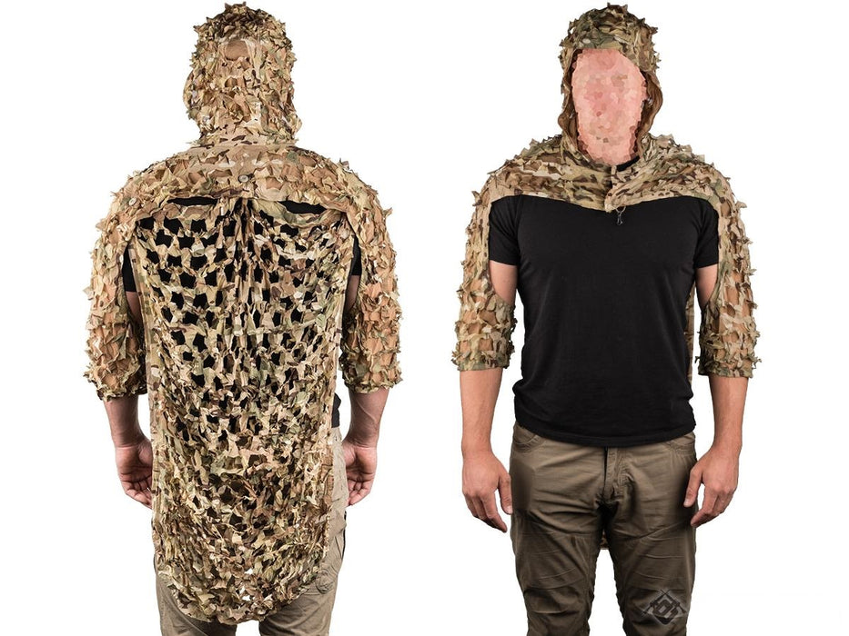 EmersonGear Lightweight Assault Ghillie Multicam