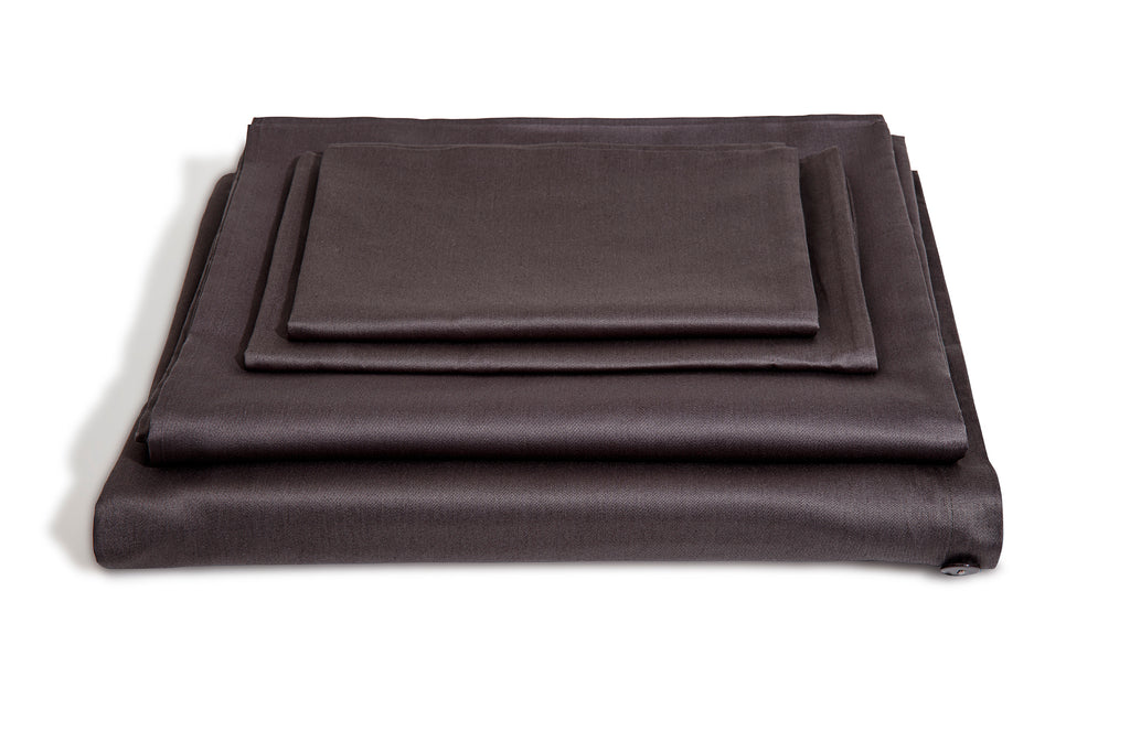 IOS - Anthracite Bed Set