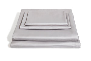 IOS - Light Grey Bed Set