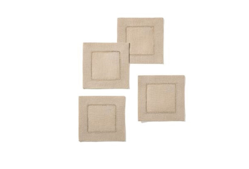 GAIA - Linen Coaster Set