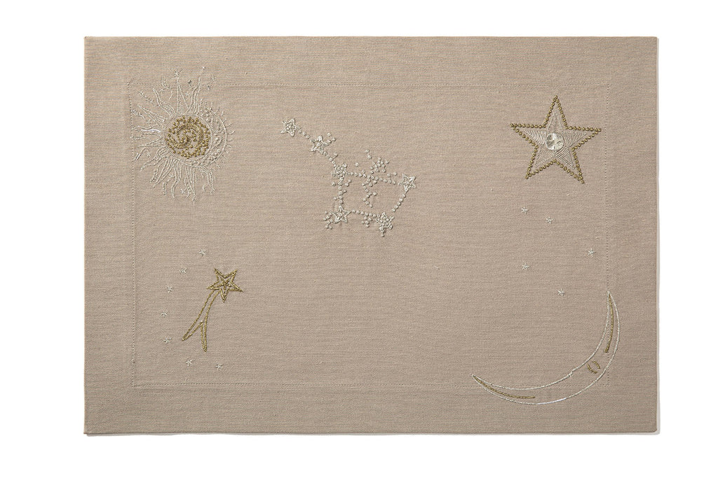 TO THE MOON AND BACK - Placemat