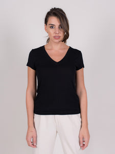 Berlin viscose v-neck