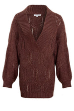 Afbeelding in Gallery-weergave laden, Dreya Cable Tunic