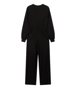ALIX THE LABEL Ladies knitted firm rib jumpsuit | Bij Saar Thuis Haarl…