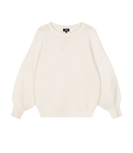 Afbeelding in Gallery-weergave laden, Ladies knitted oversized pullover