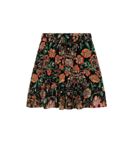 Afbeelding in Gallery-weergave laden, ALIX THE LABEL Ladies woven multi colour chiffon skirt