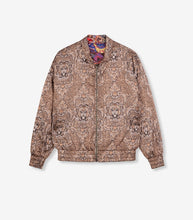 Afbeelding in Gallery-weergave laden, Ladies woven reversible jacket