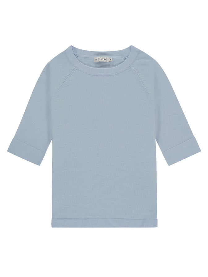 Moscow top viscose  650 Light Blue