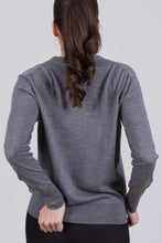 Afbeelding in Gallery-weergave laden, Paris | merino pullover Grey melange