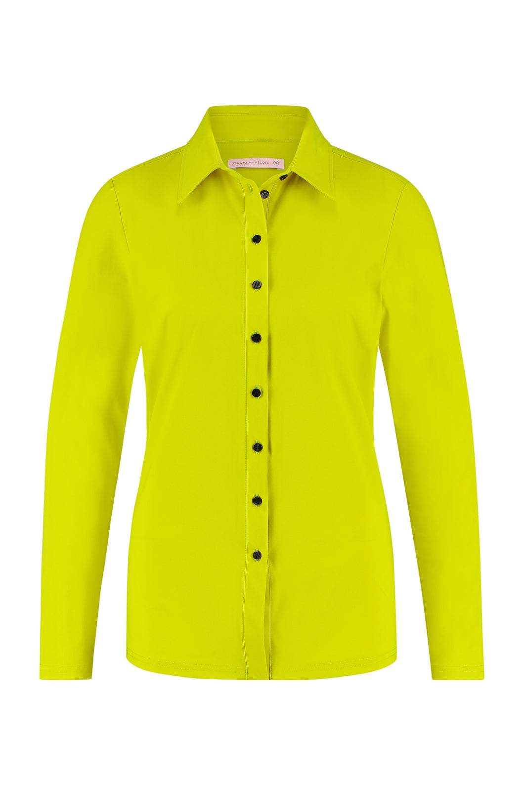 Poppy shirt lime