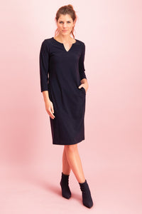 Simplicity dress 6900 Dark Blue