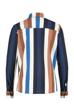 Afbeelding in Gallery-weergave laden, Toppy stripe blouse
