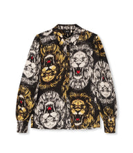 Afbeelding in Gallery-weergave laden, ladies woven lion blouse