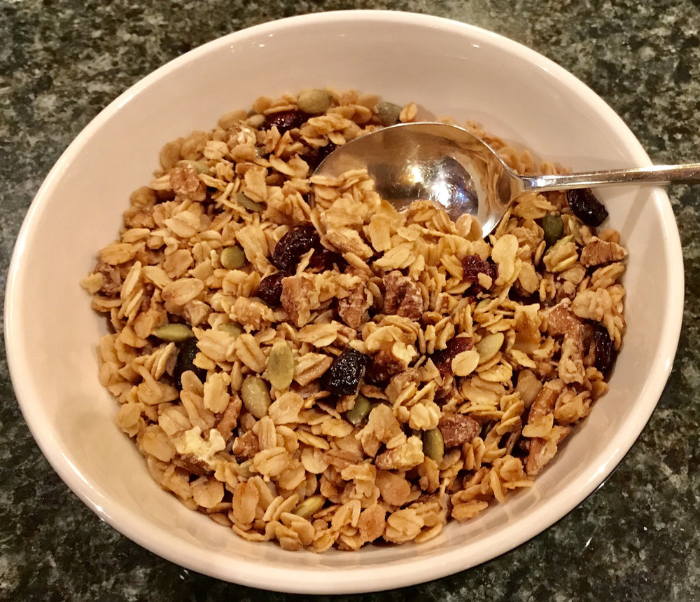 Maple Crunch Granola - Barred Woods Maple