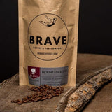 Mountain Blend Coffee from  Brave Coffee and Tea Company