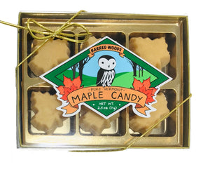 Load image into Gallery viewer, Large Vermont Maple Syrup Gift Box with Maple Crunch Granola - Barred Woods Maple