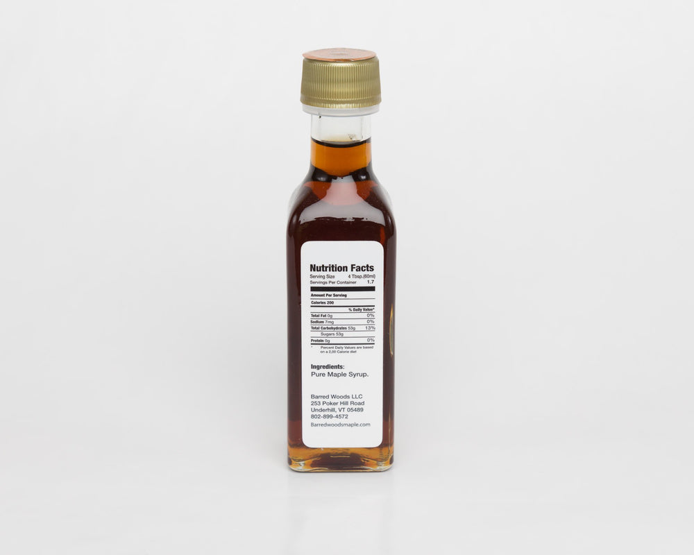 Load image into Gallery viewer, Maple Syrup - 100 ml bottle - Barred Woods Maple