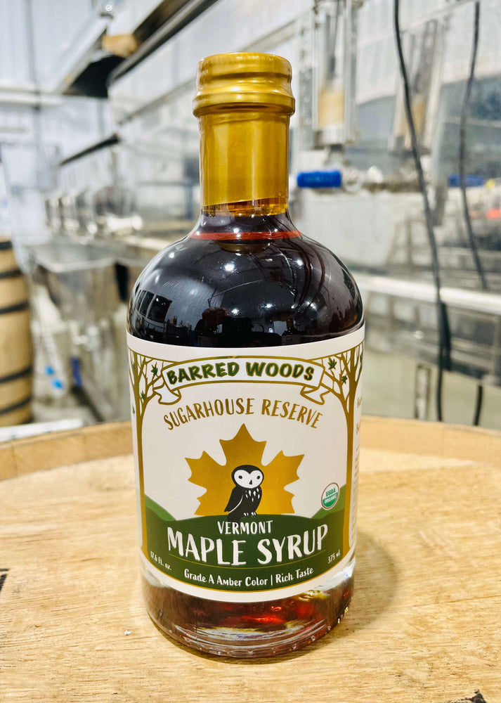 the best vermont maple syrup for sale.  this is our sugarhouse reserve  maple syrup