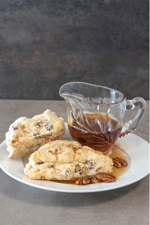 Load image into Gallery viewer, New England Gift Box - Maple Scone Mix, Maple Cream and Maple Syrup