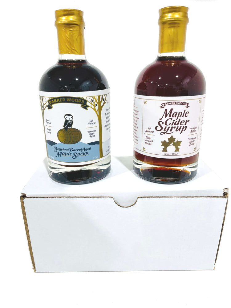 Vermont Infused Maple  Syrup