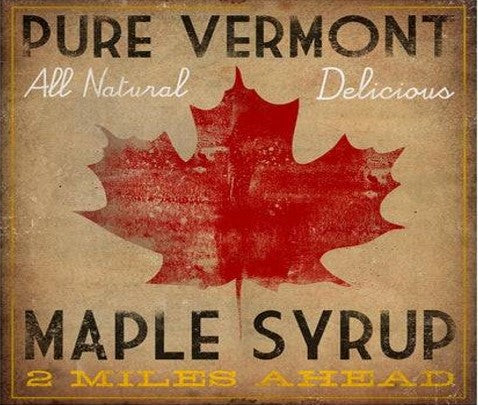 Load image into Gallery viewer, 100% pure Vt maple syrup.   Vermont maple at it's finest.