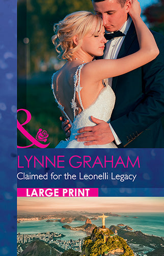 Claimed For The Leonelli Legacy