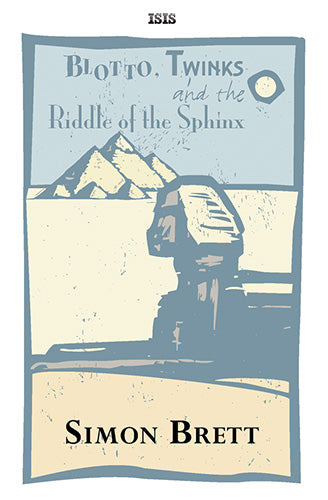 Blotto, Twinks And The Riddle Of The Sphinx
