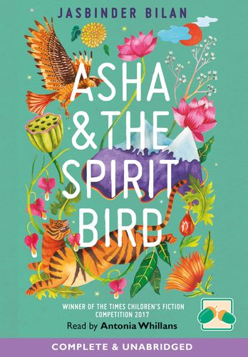 Asha And The Spirit Bird