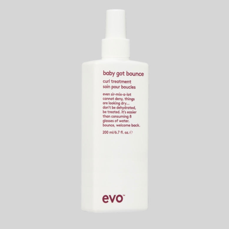 evo - baby got bounce - curl treatment