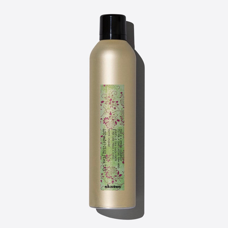 Davines - This is a strong hairspray