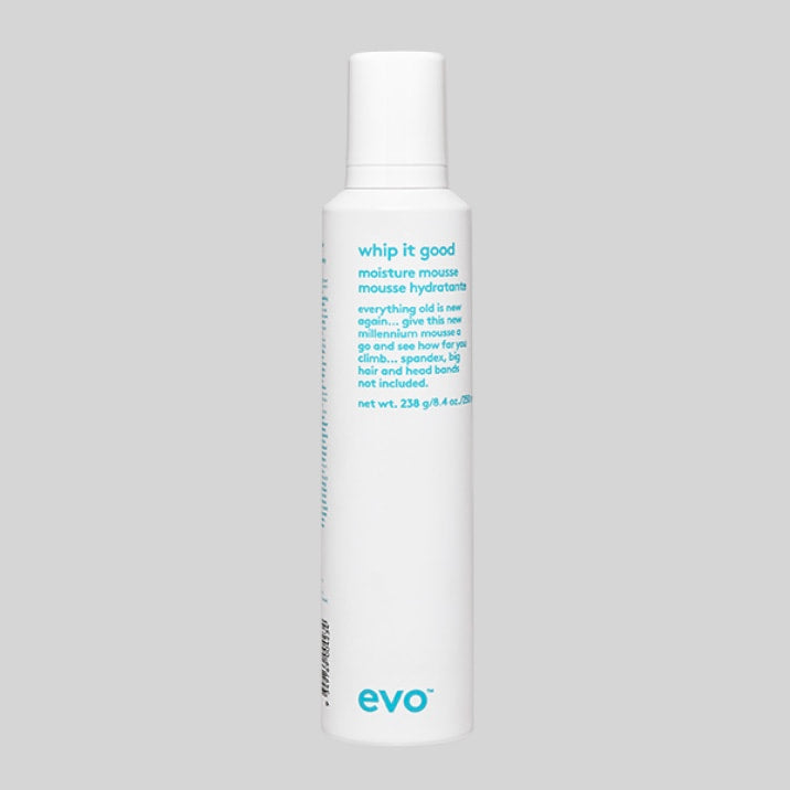 evo - whip it good - moisture mousse
