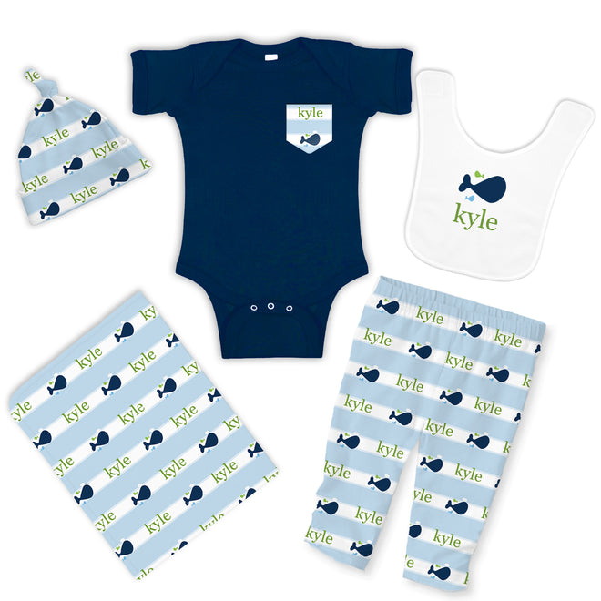 Welcome Baby Set Deluxe