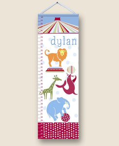 Big Top Baby Personalized Growth Charts