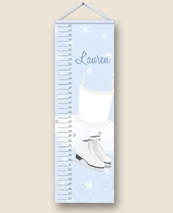 Ice Princess Personalized Growth Charts